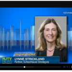 SchoolHouse Strategies Partner, Lynne Strickland Featured on NJTV